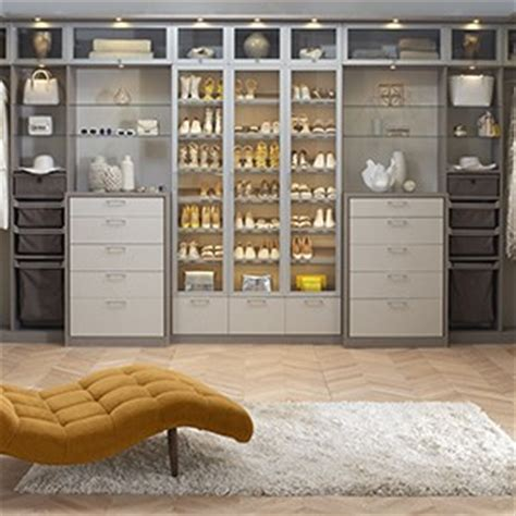 bedroom closet organization storage solutions by