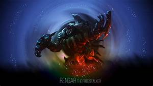Headhunter Rengar Wallpaper by HotheadHoncho on DeviantArt