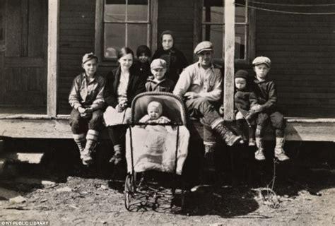 pictures  destitute americans