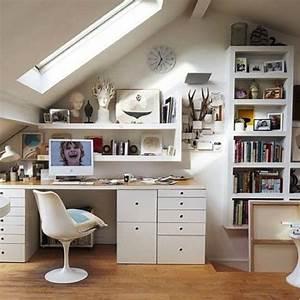 Interieur inspiratie: Heel klein luxe wonen op een zolder!
