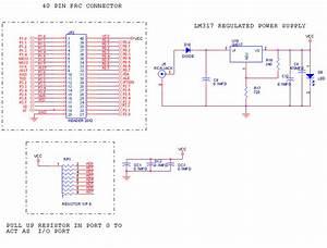 8051 8052 Circuit   Microcontroller Circuits    Next Gr