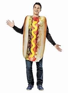 Hot Dog Kalorien : hot dog karnevalskost m ~ Watch28wear.com Haus und Dekorationen