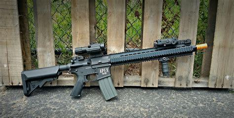 Apex Tactics Airsoft Gun Review - Fox Airsoft LLC