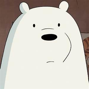 We bare bears Ice bear (polar) gif by Detectiveneko chan on DeviantArt
