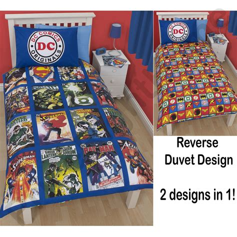 officiel marvel comics parure chambre 192 coucher