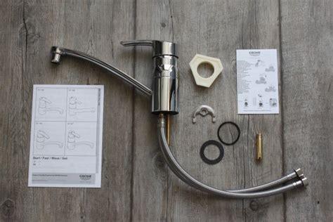 changer joint robinet mitigeur cuisine brico remplacer un mitigeur d 39 évier