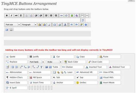 Five Wysiwyg Plugins To Enhance The Wordpress Builtin