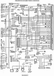 Wiring Diagram For 1995 Buick Lesabre