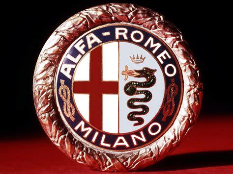Alfa Romeo Badge Wallpaper by 50 Alfa Romeo Wallpaper Logo On Wallpapersafari