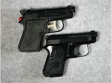 My Kids Missed Out on Toy Guns One of these is a toy