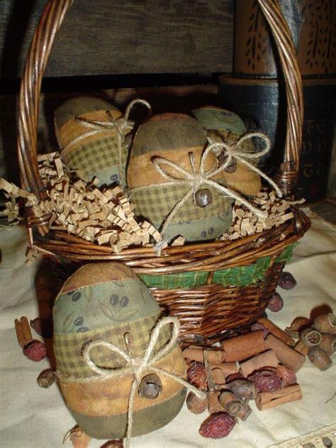 primitive easter decorations to make pattern primitive easter eggs bowl fillers ornie