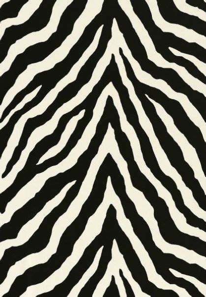 Thibaut Animal Print Wallpaper - thibaut wallpaper animal print t1868 etosha in black