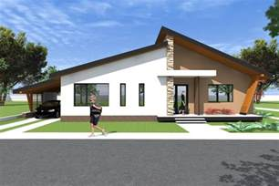 Home Design By Bungalow House Design 3d Model A27 Modern Bungalows By Architect Loversiq