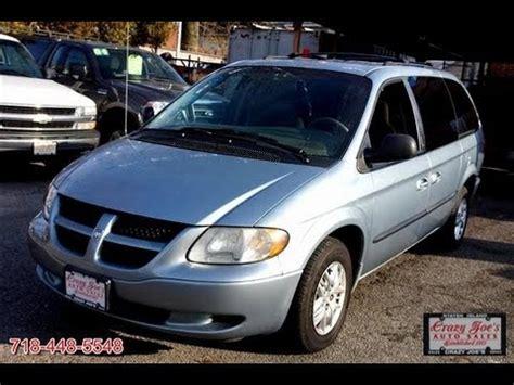 2002 Dodge Grand Caravan Problems 2002 dodge grand caravan problems manuals and