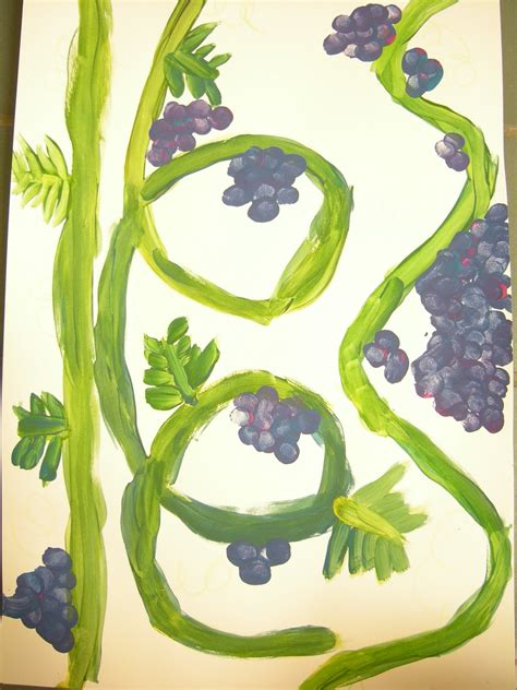 Artolazzi Grapes On A Vine