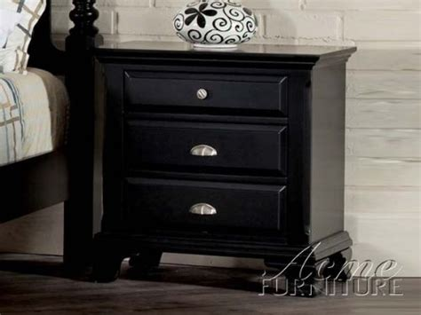 !cheap! Acme 10433 Canterbury Nightstand, Black