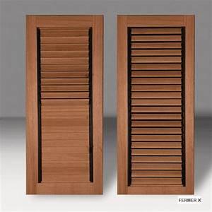 Volet Pliant Bois : lallemant fermetures volets battants cadre bois ~ Melissatoandfro.com Idées de Décoration