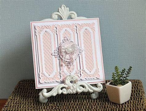 meine kartenwelt claudy filigree card  images