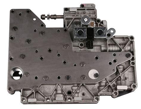 remanufactured valve bodies sonnax