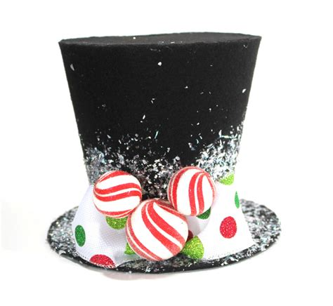 mickey mouse top hat christmas tree topper mickey s