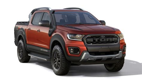 Manual and automatic in the malaysia. Ford Ranger Storm debuts in Brazil as the lesser Ranger Raptor