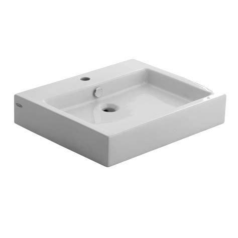 Home Depot Vessel Sink Drain by Vessel Sinks Bathroom Sinks The Home Depot