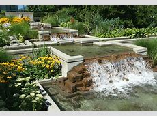 Simple Landscape Design With Water Features