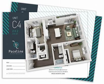Floor Plans 3d Apartments Easy Apartment Tours