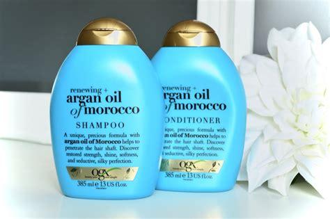 Ogx Argan Oil Of Morocco Shampoo & Conditioner