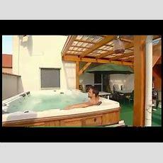 Whirlpool Im Garten Youtube