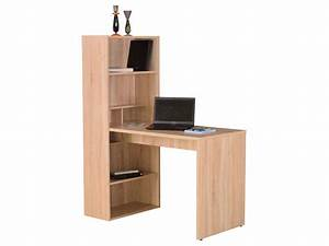 Bureau informatique willow vente de bureau conforama for Meuble bureau informatique conforama