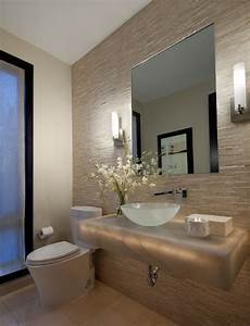 25 perfect powder room design ideas for your home for Powder room design ideas