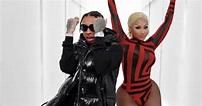 """Nicki Minaj joins Tyga in video for new version of """"Dip ..."""