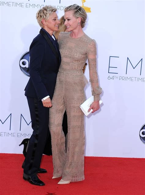 And Portia by Degeneres And Portia De Pda Pictures