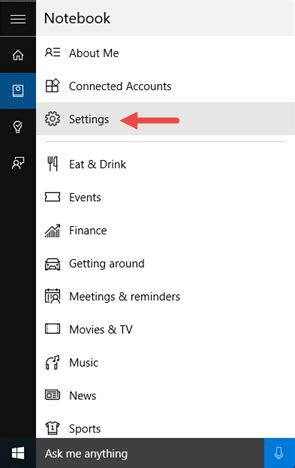 how to completely reset cortana on a windows 10 pc or