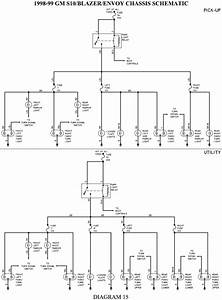 S10 Wiring Diagram - 1992 S10 Wiring Diagram