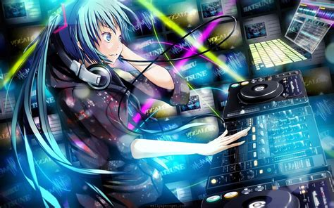 Anime Dj Wallpaper - anime wallpapers hd