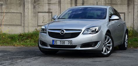 Opel Bg by Test Opel Insignia 1 6 Cdti 136 Bg At6 Otoyazar