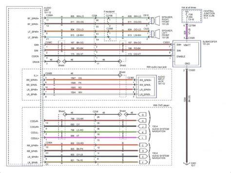 Pioneer Avh Wiring by Pioneer Avh 291bt Wiring Diagram