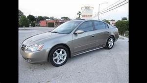 Sold 2002 Nissan Altima 3 5 Se Meticulous Motors Inc Florida For Sale