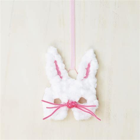 deco chambre fille princesse déguisement fabriquer un masque tête de lapin prima