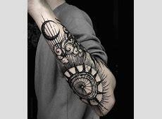 Tatouage Boussole Viking Signification Tattooart Hd