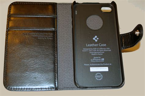 iphone 4s wallet iphone 4 4s leather wallet pdair 10 free sgp iphone 4 4s leather wallet valentinus series