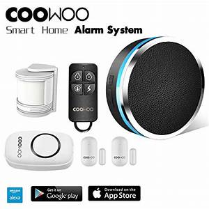 Smart Home Systeme 2017 : coowoo st30 professional wireless smart home security ~ Lizthompson.info Haus und Dekorationen