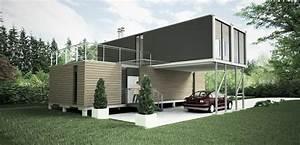 Container Haus Preise : container haus das traumhafte eigenheim ~ Michelbontemps.com Haus und Dekorationen