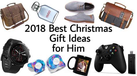 Top Christmas Gifts For Him-boys-boyfriend-husband 2018
