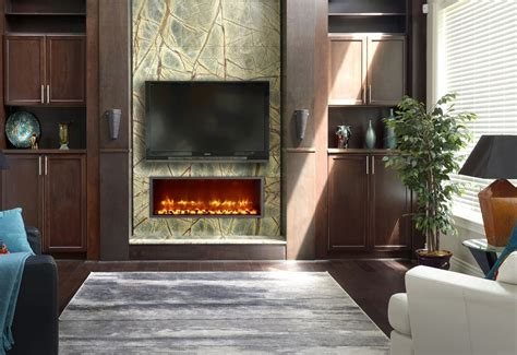 electric fireplaces affordable functional  easy