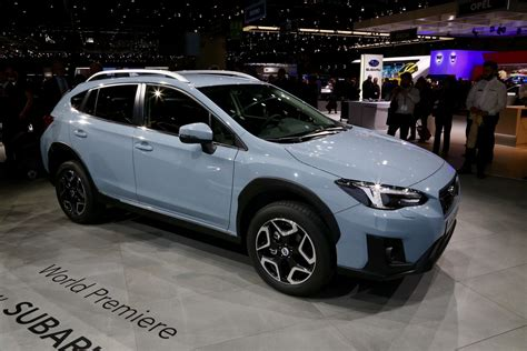subaru crosstrek 2018 subaru crosstrek preview