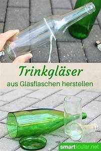 Basteln Mit Glasflaschen : n tzliche dinge aus flaschen und gl sern anleitung zum ~ Watch28wear.com Haus und Dekorationen