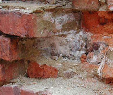 Hochwertige Baustoffe Mauerwerk Fugen Ausbessern